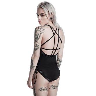 KILLSTAR női fürdőruha - Marilyn Manson - Organ Grinder One Piece - Fekete, KILLSTAR, Marilyn Manson