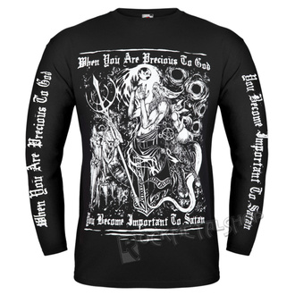 hardcore póló férfi - SATAN - AMENOMEN, AMENOMEN