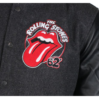 tavaszi/őszi dzseki Rolling Stones - VERSITY - AMPLIFIED