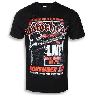 metál póló férfi Motörhead - Lemmy Firepower - ROCK OFF, ROCK OFF, Motörhead