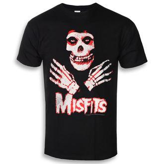 metál póló férfi Misfits - Hands - ROCK OFF, ROCK OFF, Misfits