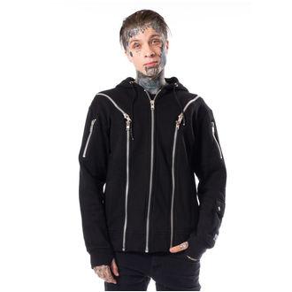 kapucnis pulóver férfi - AARO - POIZEN INDUSTRIES, POIZEN INDUSTRIES