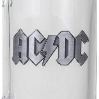 AC/DC Söröskorsó / üvegpohár, NNM, AC-DC
