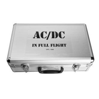 AC  /  DC Gyűjtői könyv (készlet) - IN FULL FLIGHT, NNM, AC-DC
