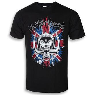 metál póló férfi Motörhead - British Warpig - ROCK OFF, ROCK OFF, Motörhead