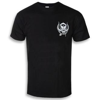 metál póló férfi Motörhead - British Warpig & Logo - ROCK OFF, ROCK OFF, Motörhead
