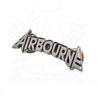 Airbourne kitűző - ALCHEMY GOTHIC, ALCHEMY GOTHIC, Airbourne