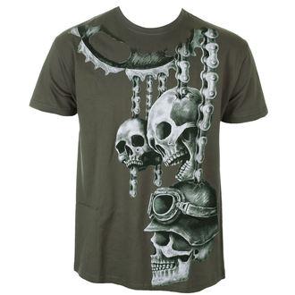 póló férfi - Motor Skulls - ALISTAR, ALISTAR