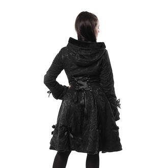 POIZEN INDUSTRIES Női kabát - ALICE - FEKETE RÓZSA, POIZEN INDUSTRIES