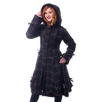 Poizen Industries Női kabát - ALICE - FEKETE, POIZEN INDUSTRIES