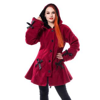 POIZEN INDUSTRIES Női kabát - ALISON - PIROS, POIZEN INDUSTRIES