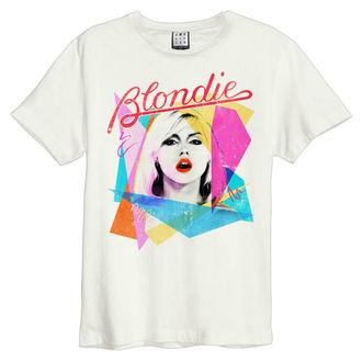metál póló férfi Blondie - AHOY 80`S - AMPLIFIED, AMPLIFIED, Blondie