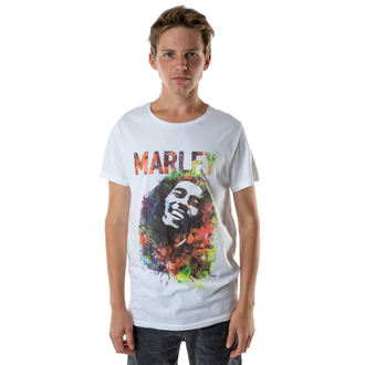 metál póló férfi női Bob Marley - BOB MARLEY - AMPLIFIED, AMPLIFIED, Bob Marley