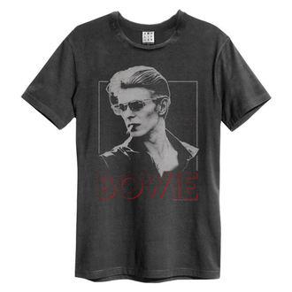 metál póló férfi David Bowie - 80S ERA - AMPLIFIED, AMPLIFIED, David Bowie