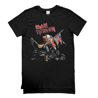 metál póló unisex Iron Maiden - AMPLIFIED - AMPLIFIED, AMPLIFIED, Iron Maiden