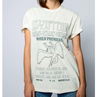 metál póló férfi Led Zeppelin - THE SONG REMAINS THE SAME - AMPLIFIED, AMPLIFIED, Led Zeppelin