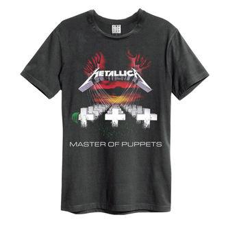 metál póló férfi Metallica - - AMPLIFIED, AMPLIFIED, Metallica