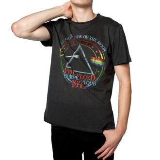 metál póló férfi Pink Floyd - 1972 TOUR - AMPLIFIED, AMPLIFIED, Pink Floyd