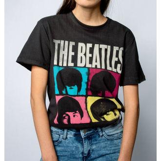 metál póló férfi Beatles - HARD DAYS NIGHT - AMPLIFIED, AMPLIFIED, Beatles