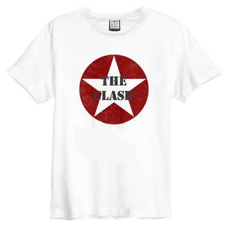 metál póló férfi Clash - Star Logo - AMPLIFIED, AMPLIFIED, Clash
