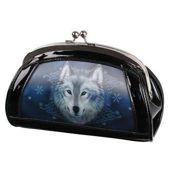 ANNE STOKES Kézitáska (táska) - Wolf Spirit - Fekete, ANNE STOKES