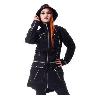 Vixxsin Női kabát - ARCH PARKA - FEKETE, VIXXSIN