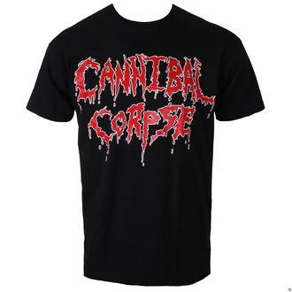 férfi póló Cannibal Corpse - Logo - NUCLEAR BLAST, NUCLEAR BLAST, Cannibal Corpse