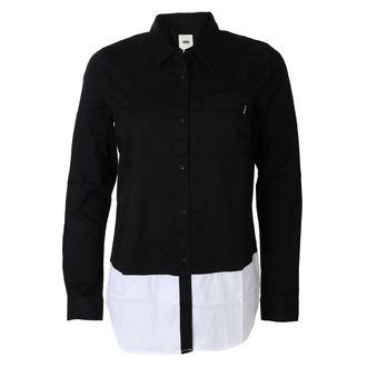VANS női ing- SKATE STACK - Fekete, VANS