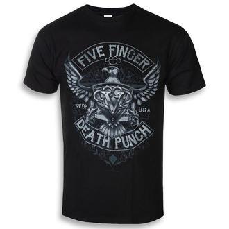 metál póló férfi Five Finger Death Punch - Howe Eagle - ROCK OFF, ROCK OFF, Five Finger Death Punch