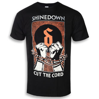 metál póló férfi Shinedown - CUT THE CORD - PLASTIC HEAD, PLASTIC HEAD, Shinedown