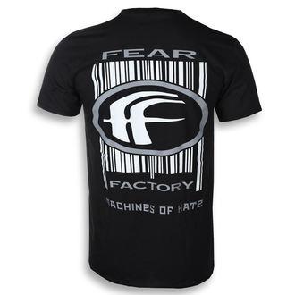 metál póló férfi Fear Factory - MACHINES OF HATE - PLASTIC HEAD, PLASTIC HEAD, Fear Factory