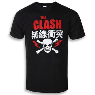 metál póló férfi Clash - BOLT RED - PLASTIC HEAD, PLASTIC HEAD, Clash