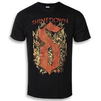 metál póló férfi Shinedown - OVERGROWN - PLASTIC HEAD, PLASTIC HEAD, Shinedown