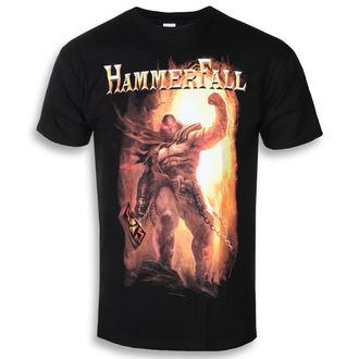 metál póló férfi Hammerfall - DETHRONE AND DEFY - PLASTIC HEAD, PLASTIC HEAD, Hammerfall