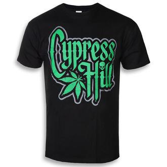 metál póló férfi Cypress Hill - LOGO - PLASTIC HEAD, PLASTIC HEAD, Cypress Hill
