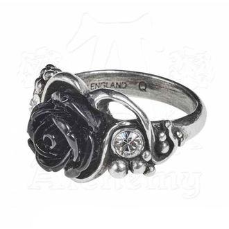 ALCHEMY GOTHIC Gyűrű - Bacchanal Rose, ALCHEMY GOTHIC