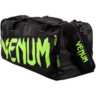 VENUM Táska - Edző mérkőzés Sport - Fekete / Neo Sárga, VENUM