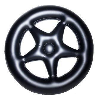 BLACK CRAFT felfújható kör alakú úszómatrac - Believe In Yourself, BLACK CRAFT