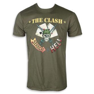 metál póló férfi Clash - STRAIGHT ACES - PLASTIC HEAD, PLASTIC HEAD, Clash
