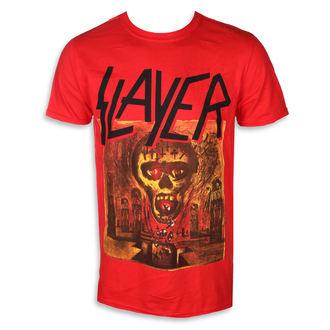 metál póló Slayer - Seasons In The Abyss - PLASTIC HEAD, PLASTIC HEAD, Slayer