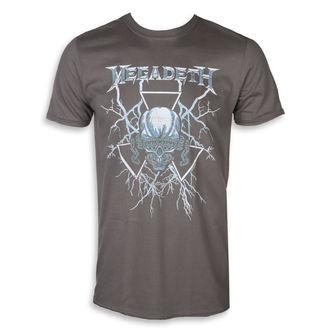 metál póló férfi Megadeth - ELEC VIC - PLASTIC HEAD, PLASTIC HEAD, Megadeth