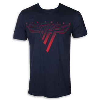 metál póló férfi Van Halen - CLASSIC RED LOGO - PLASTIC HEAD, PLASTIC HEAD, Van Halen