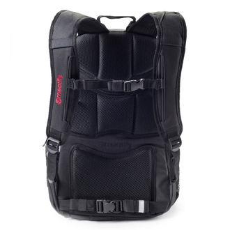 hátizsák MEATFLY - Basejumper 3 - D Black, MEATFLY