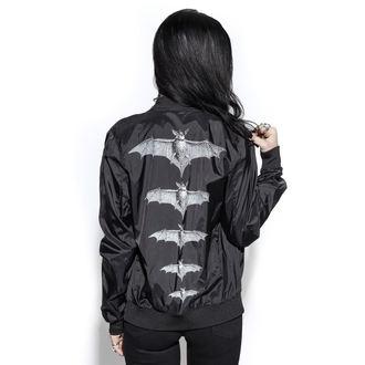 tavaszi/őszi dzseki unisex - Release The Bats - BLACK CRAFT