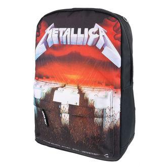 Hátizsák METALLICA - MASTER OF PUPPETS - KLASSZIKUS, NNM, Metallica