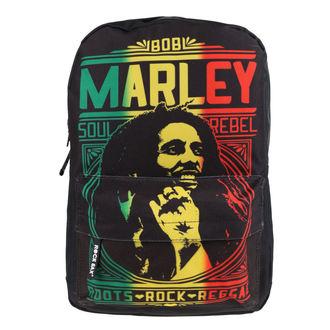 Hátizsák BOB MARLEY - ROOTS ROCK REGGAE - KLASSZIKUS, Bob Marley