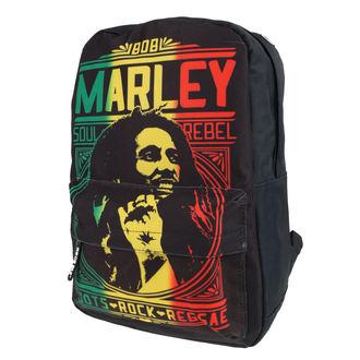 Hátizsák BOB MARLEY - ROOTS ROCK REGGAE - KLASSZIKUS, NNM, Bob Marley