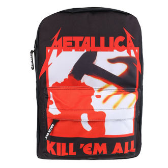 Hátizsák METALLICA - KILL EM ALL - KLASSZIKUS