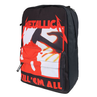 Hátizsák METALLICA - KILL EM ALL - KLASSZIKUS, NNM, Metallica
