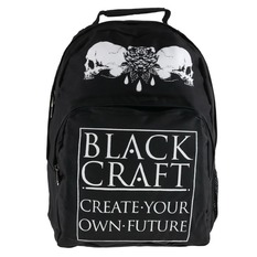 BLACK CRAFT hátizsák - Create Your Own Future, BLACK CRAFT